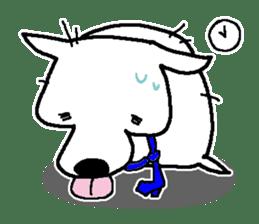 My Dog MAME sticker #313063