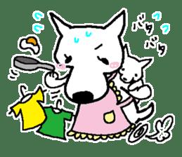 My Dog MAME sticker #313064