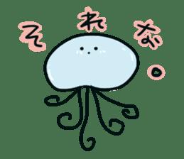 jellyfish sticker #313558