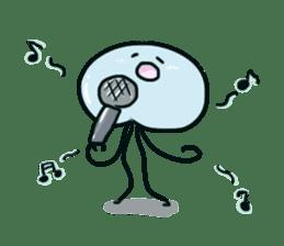 jellyfish sticker #313561