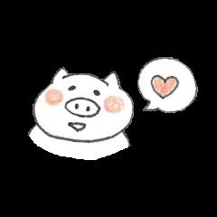 Buu-chan Piglet