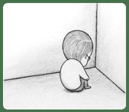 """The Unnoticed """"Little Ojisan"""" Sticker sticker #315194"""