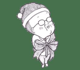 """The Unnoticed """"Little Ojisan"""" Sticker sticker #315218"""