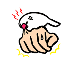 Java sparrow-chan sticker #315257