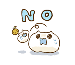 mochi-neko sticker #315666