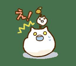 mochi-neko sticker #315667