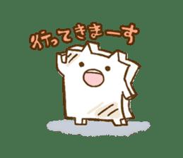 mochi-neko sticker #315670