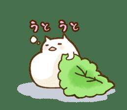 mochi-neko sticker #315681