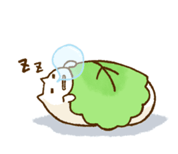 mochi-neko sticker #315682