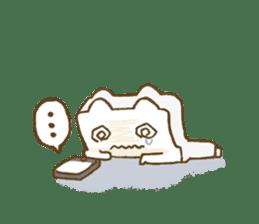 mochi-neko sticker #315692