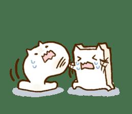 mochi-neko sticker #315693