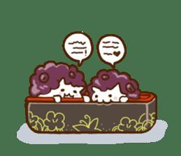 mochi-neko sticker #315702