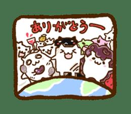 mochi-neko sticker #315703