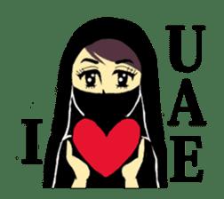 Welcome Arab World sticker #316078