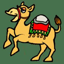 Welcome Arab World sticker #316100