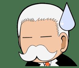 Morrison the butler sticker #316629