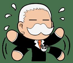 Morrison the butler sticker #316630