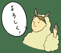 HITSUJI-kun sticker #316793