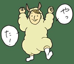 HITSUJI-kun sticker #316794