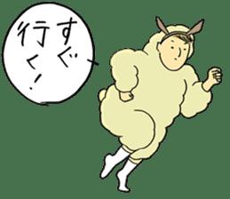HITSUJI-kun sticker #316795