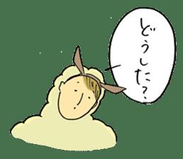 HITSUJI-kun sticker #316797