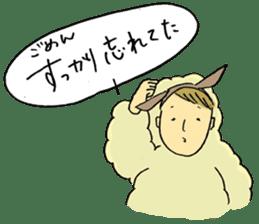 HITSUJI-kun sticker #316798
