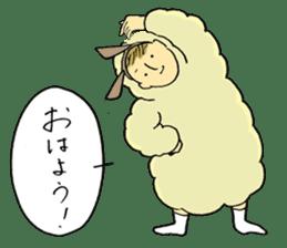 HITSUJI-kun sticker #316799
