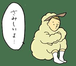 HITSUJI-kun sticker #316807