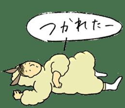 HITSUJI-kun sticker #316814