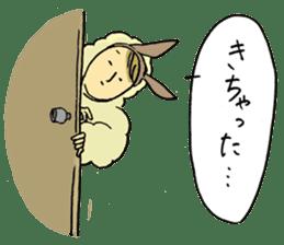 HITSUJI-kun sticker #316816