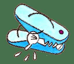 FUNNY PEGS sticker #317746