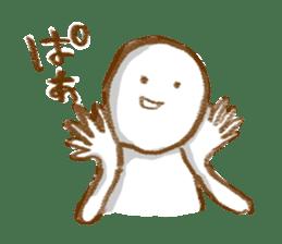 Human sticker #318309