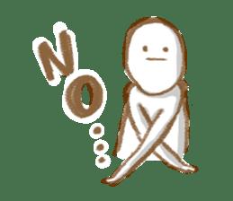Human sticker #318315