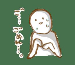 Human sticker #318318