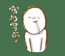 Human sticker #318341
