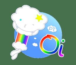 4 phrase of the world -Float & Amuse- sticker #319529
