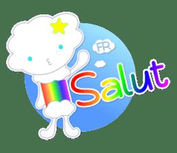 4 phrase of the world -Float & Amuse- sticker #319537