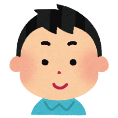 Irasutoya Boy