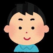 สติ๊กเกอร์ไลน์ Irasutoya Boy