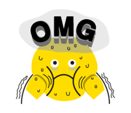 Koma-Tamago! sticker #320637