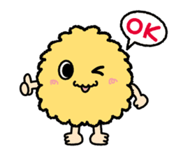 mokemoke sticker #320751