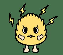 mokemoke sticker #320756