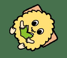 mokemoke sticker #320771