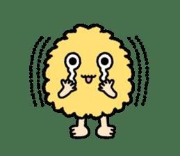 mokemoke sticker #320783