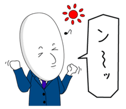 salary man tomu sticker #321208