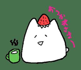 ichigo-daihuku sticker #322326
