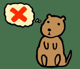 PDOG~Prairie dog~ sticker #323311