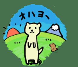 PDOG~Prairie dog~ sticker #323321