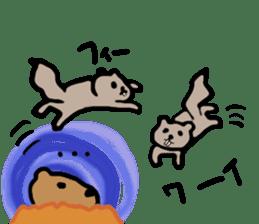 PDOG~Prairie dog~ sticker #323323