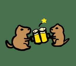 PDOG~Prairie dog~ sticker #323330